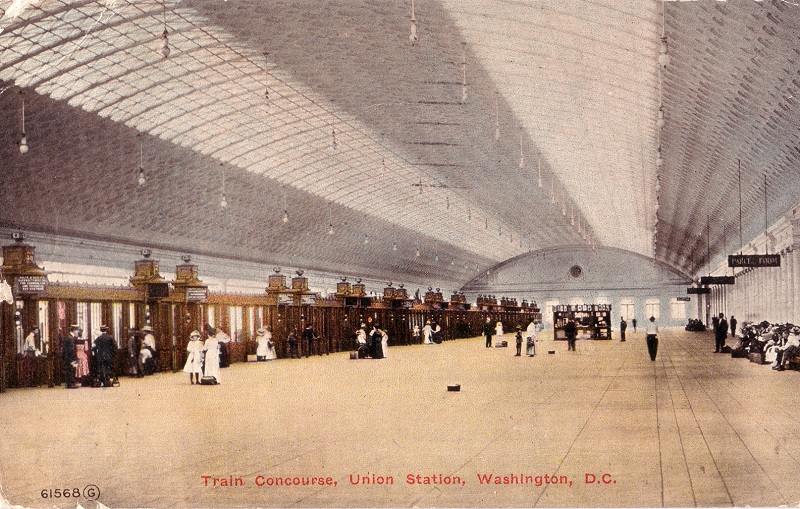 Union station smaller