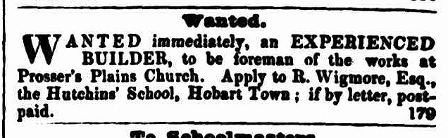 The Courier 27 January 1847