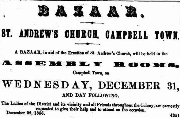 Courier 23 December 1856