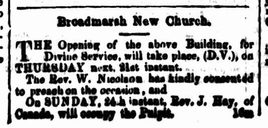 Mercury 16 March 1861