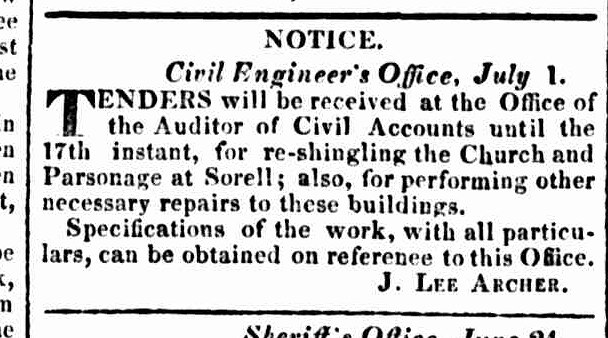 Hobart Town Courier 3 July 1835