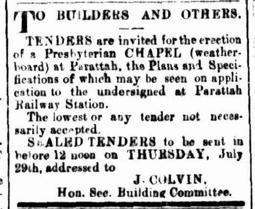 Tasmanian News 15 July 1886