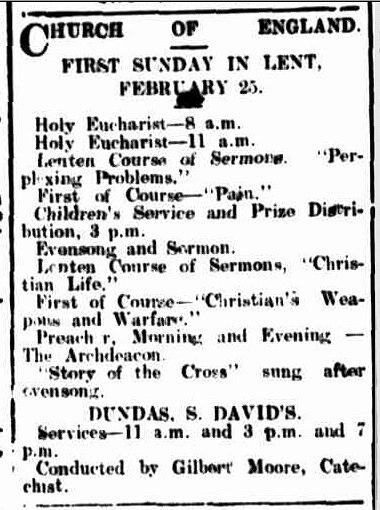 Zeehan & Dundas 24 February 1912
