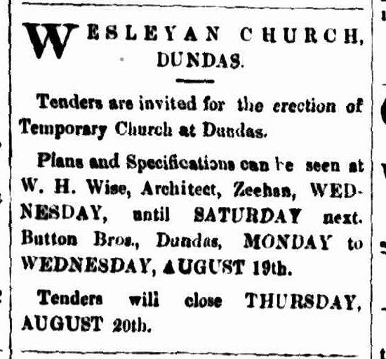 Zeehan & Dundas Herald 14 August 1891