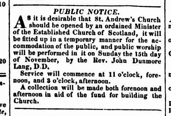 Hobart Town Courier, 6 November 1835 2