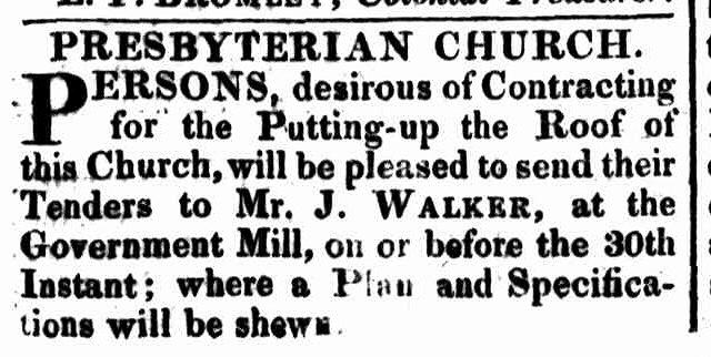 Hobart Town Gazette, 23 April 1824