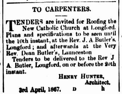 Cornwall Chronicle, 3 April 1867