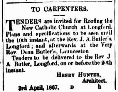 Cornwall Chronicle, 3 April 1867