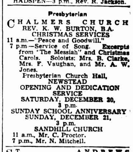 Examiner, 20 December 1941
