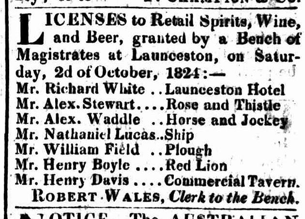 HTG 15 October 1824