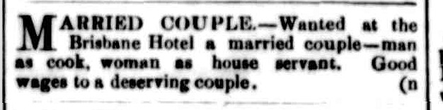 Launceston Examiner, 1 March 1859