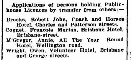 Launceston Examiner, 7 November 1899