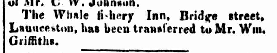 Hobart Town Courier, 7 March 1834