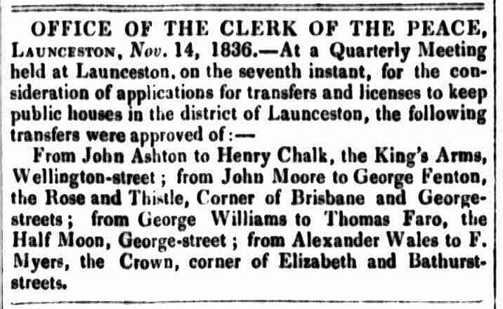 LA 24 November 1836