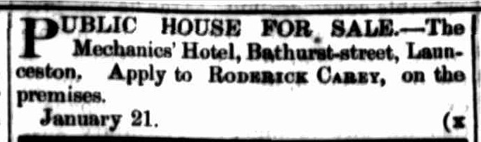 Launceston Examiner, 28 January 1862