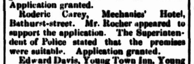 Launceston Examiner, 3 December 1859