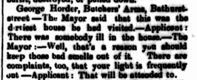 Launceston Examiner, 3 December 1866