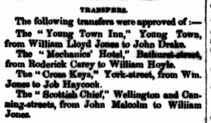 Launceston Examiner, 4 November 1862