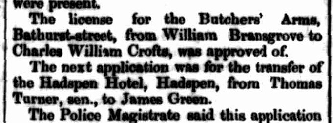 Launceston Examiner, 5 May 1863
