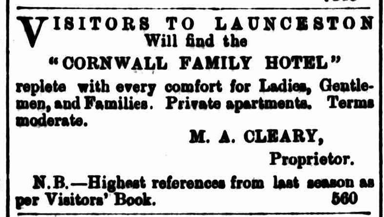 Mercury, 6 February 1873