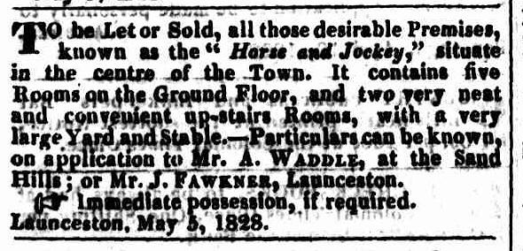 CT 9 May 1828