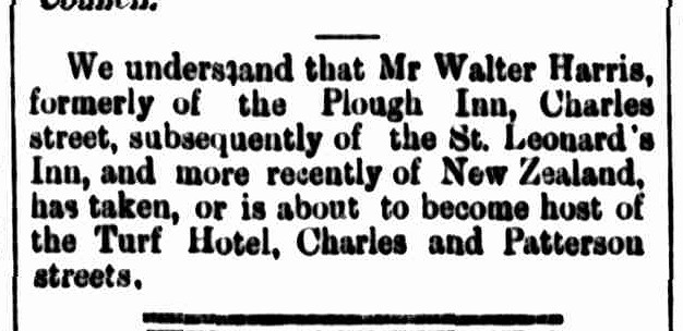 Cornwall Chronicle, 19 October 1867