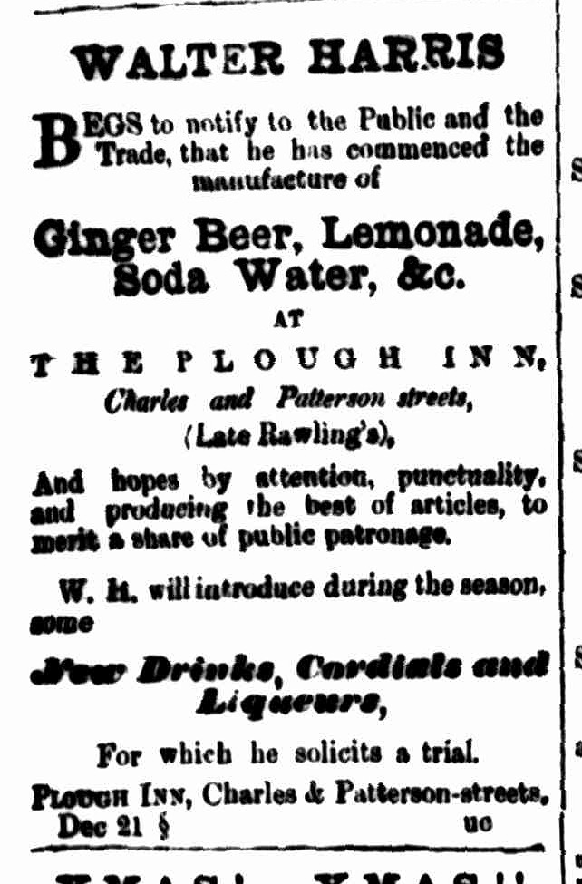Cornwall Chronicle, 21 December 1867