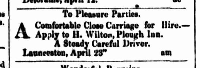 Cornwall Chronicle, 30 April 1856