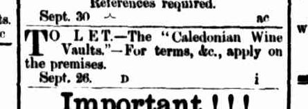 Cornwall Chronicle, 30 September 1863