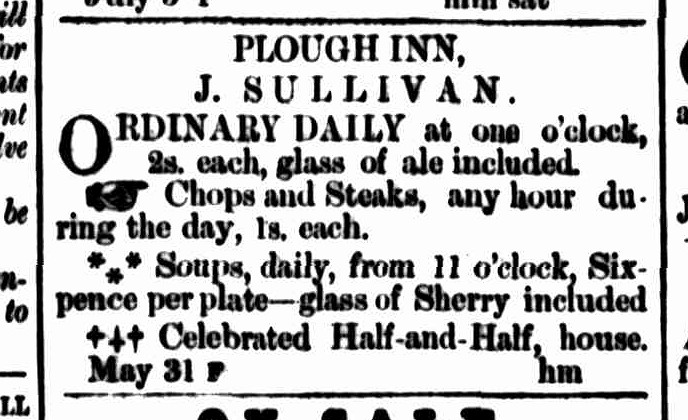 Cornwall Chronicle, 6 July 1862