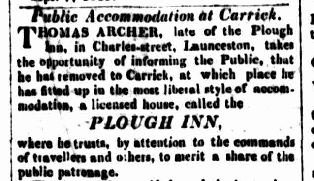 Cornwall Chronicle, 7 September 1839