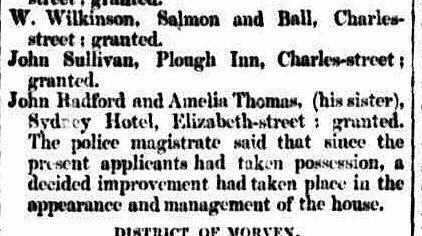 Cornwall Chronicle, 7 September 1853