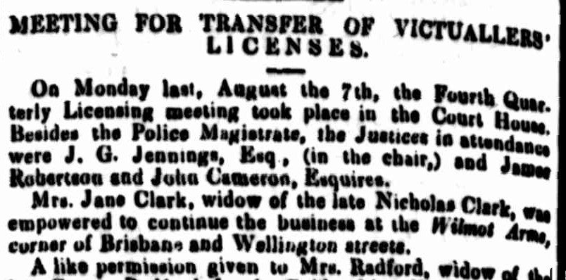 Cornwall Chronicle, 9 August 1848