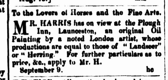 Cornwall Chronicle, 9 September 1857
