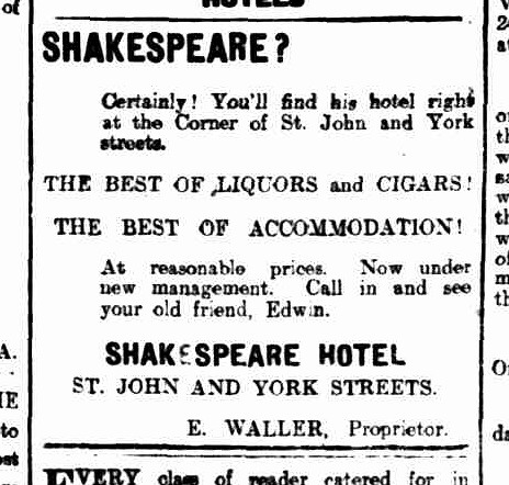 Daily Telegraph, 13 August 1904