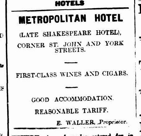 Daily Telegraph, 17 August 1904