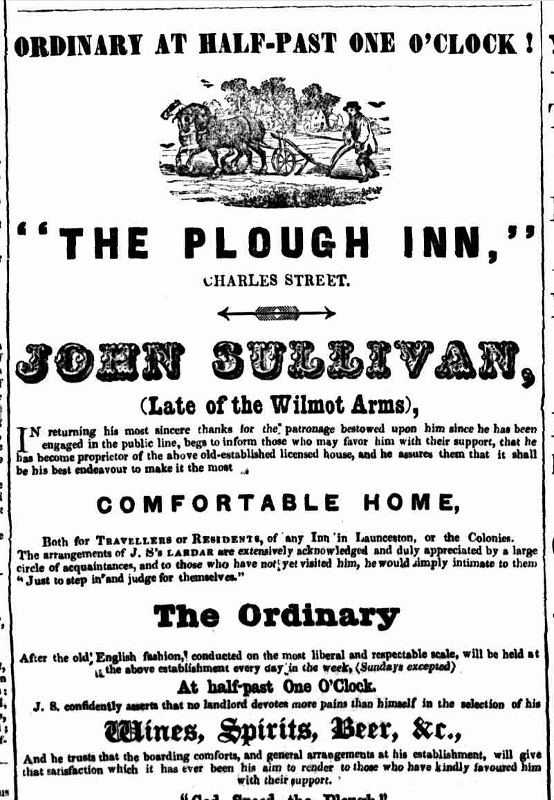 Hobarton Guardian, 9 November 1853