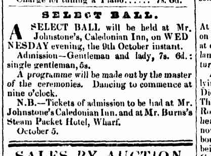 Launceston Advertiser, 5 October 1844