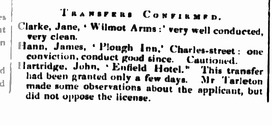 Launceston Examiner, 2 December 1848