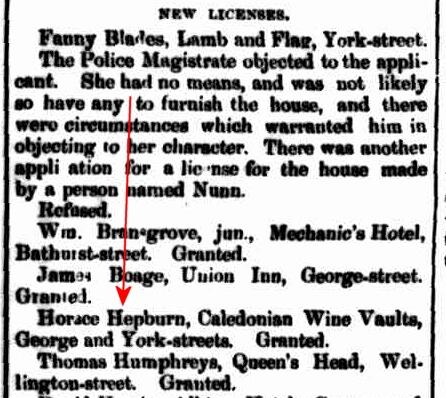 Launceston Examiner, 2 December 1862