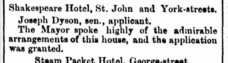 Launceston Examiner, 2 December 1880