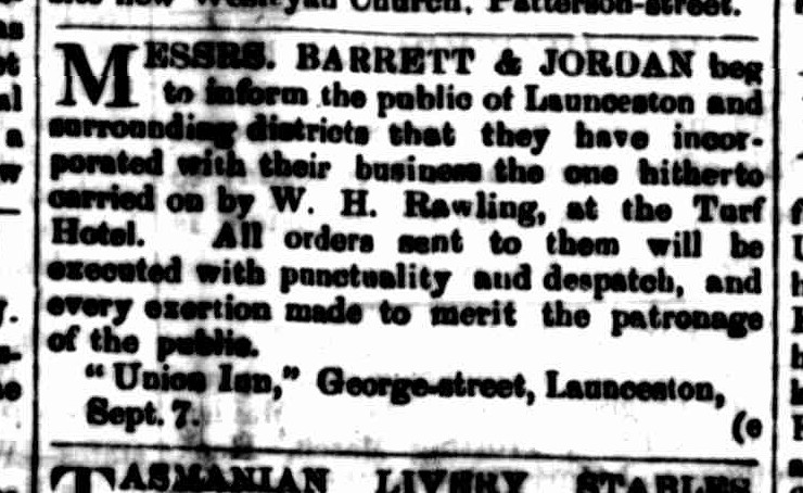 Launceston Examiner, 26 December 1867