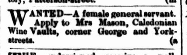 Launceston Examiner, 26 June 1875