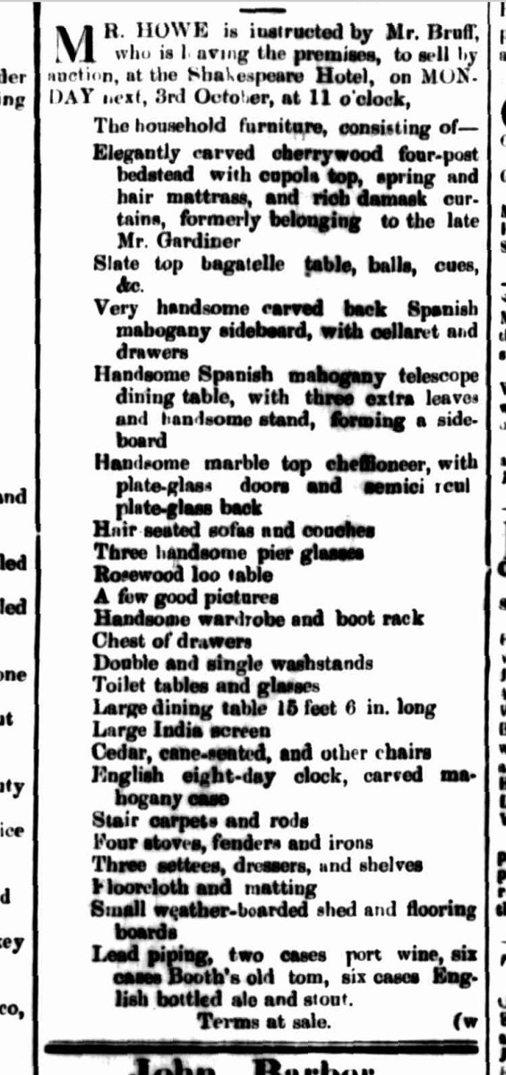 Launceston Examiner, 27 September 1864