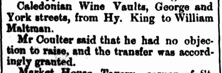 Launceston Examiner, 4 May 1880