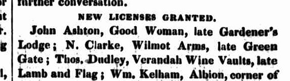 Launceston Examiner, 4 September 1844