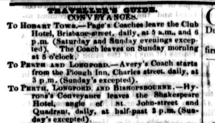 Launceston Examiner, 9 August 1864