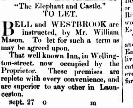 Cornwall Chronicle, 1 October 1862