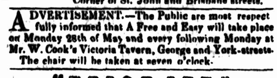 Cornwall Chronicle, 26 May 1849