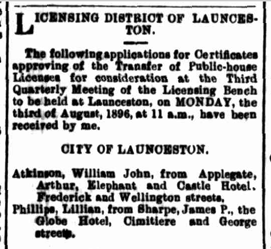 Daily Telegraph, 7 May 1895